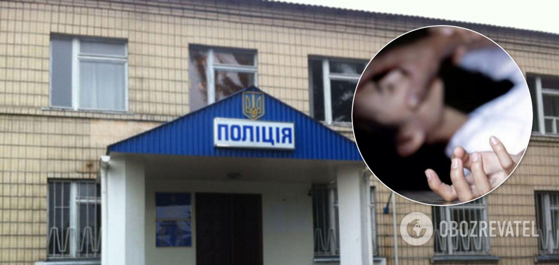 Зґвалтування в Кагарлику: дружина поліцейського розповіла про побачене у відділку