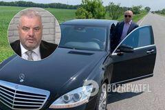 Валерий Воротник и мэр Черкасс Анатолий Бондаренко