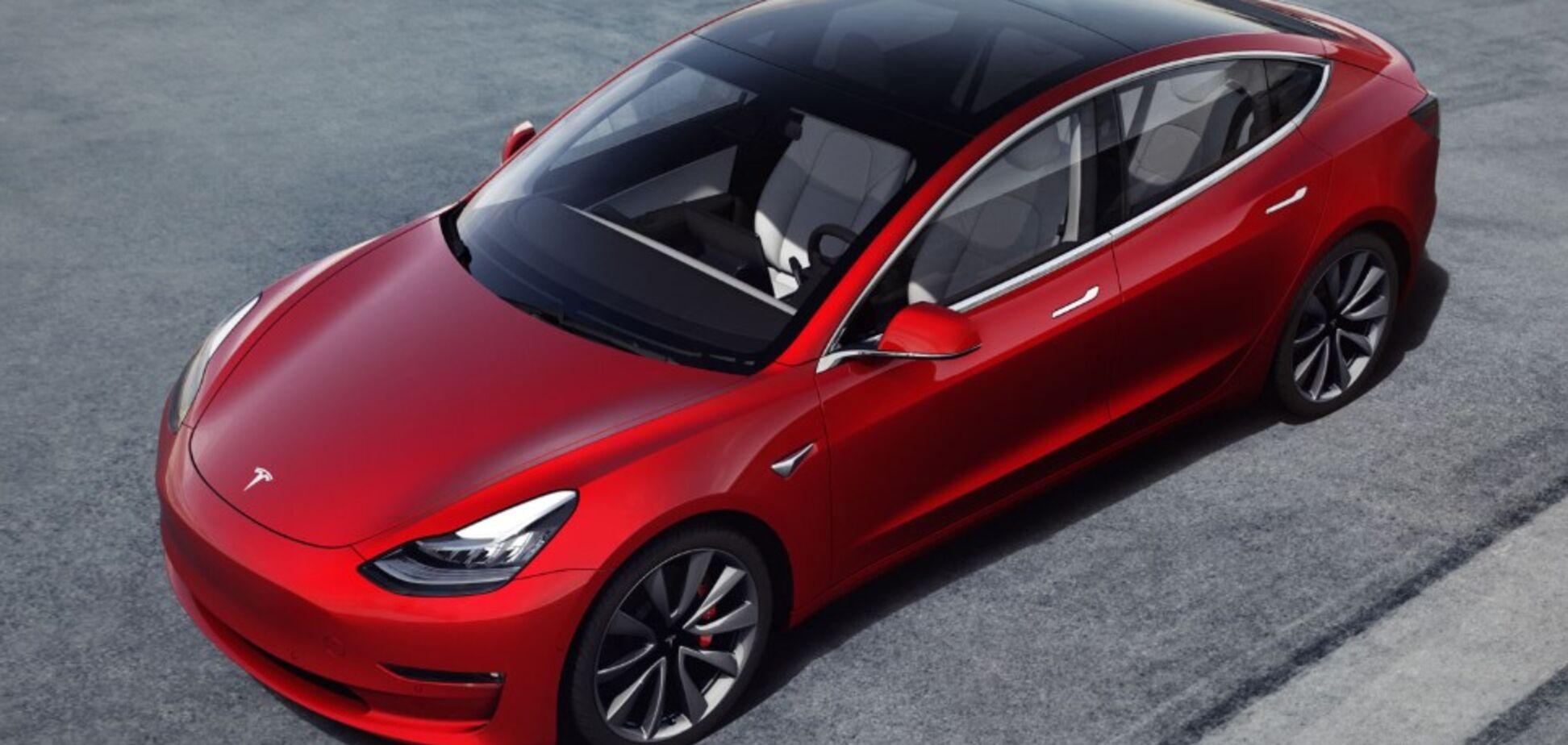 цена Tesla
