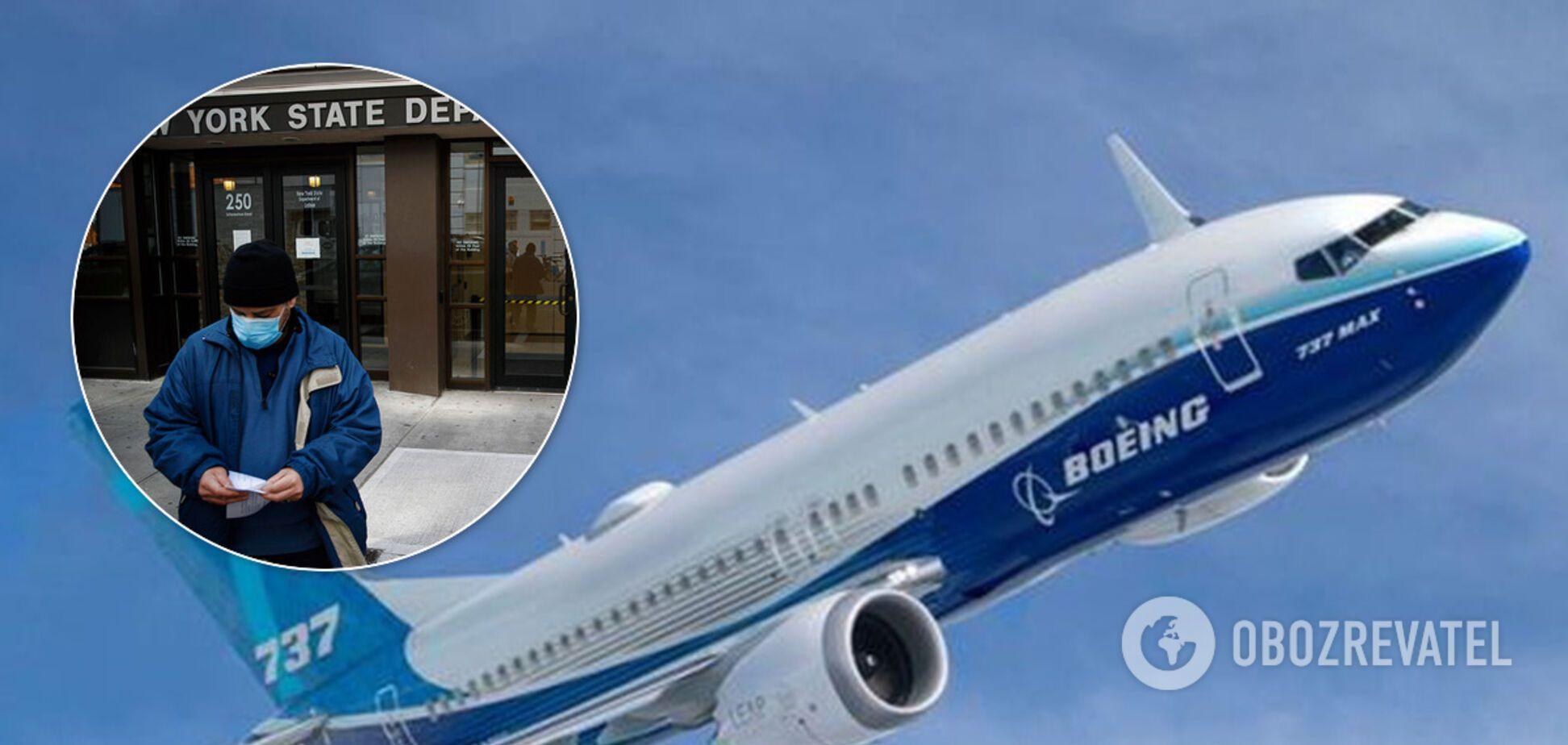 Boeing объявил о планах уволить каждого десятого сотрудника