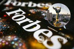 'Forbes Украина' попал в громкий скандал из-за рейтинга самых богатых украинцев