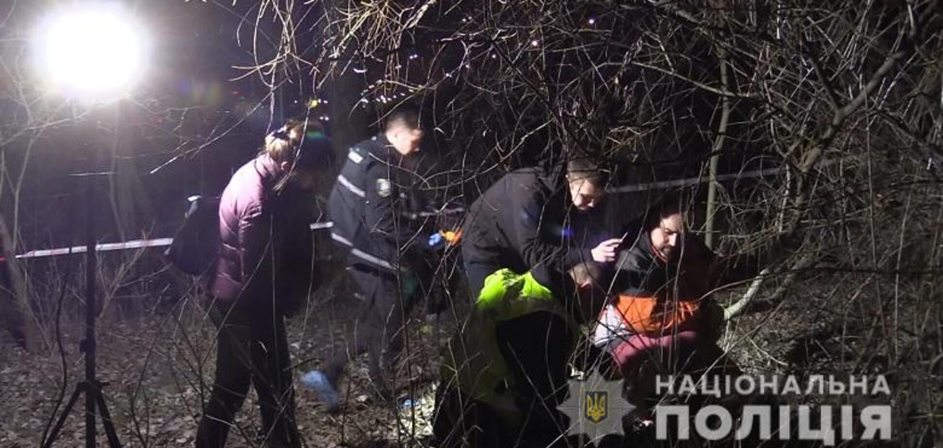 У Києві знайшли ногу молодої жінки: поліція просить допомогти. Фото та відео 18+