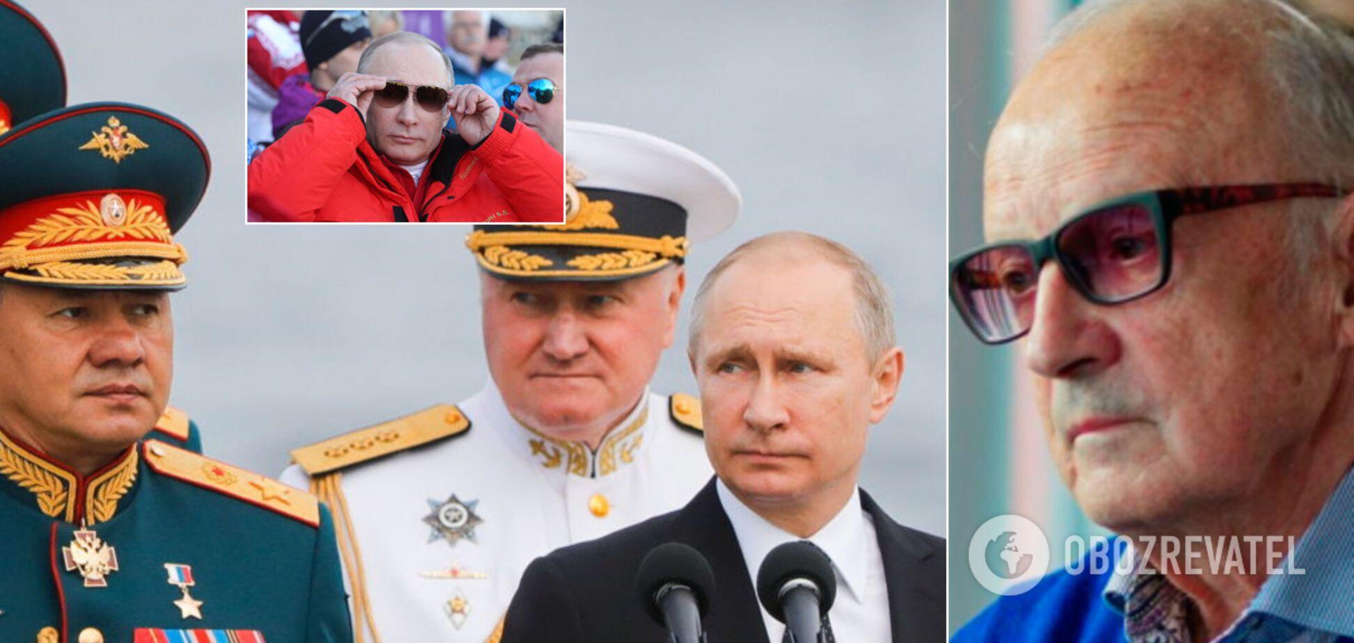 Путіна можуть оголосити мертвим. Україна у небезпеці. Інтерв'ю з російським опозиціонером Піонтковським