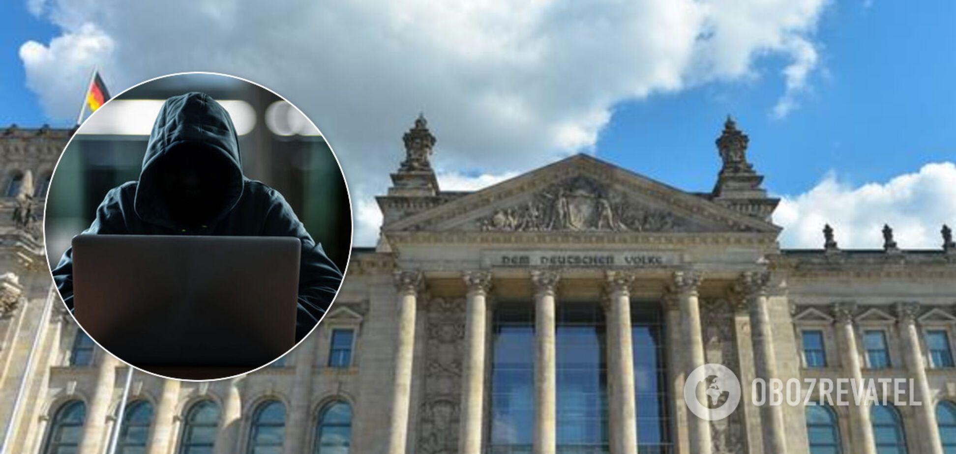 Німеччина викликала посла РФ через хакерську атаку на Бундестаг: ситуація загострюється