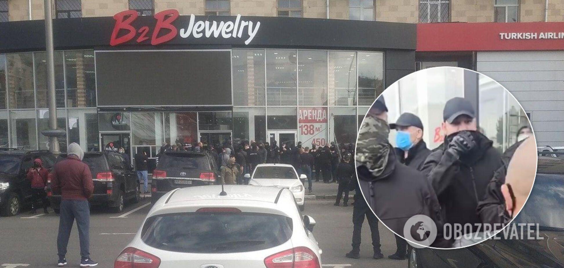 'Фінансова піраміда' B2B Jewelry перестала виплачувати гроші: вкладники Харкова помстилися. Відео