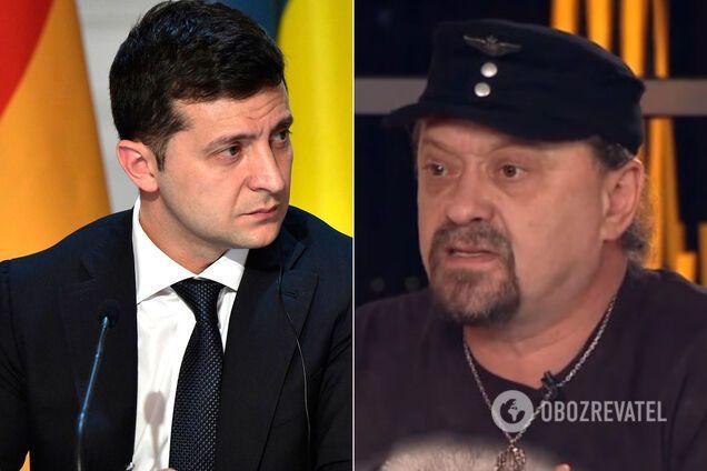 Телеведущему Пояркову вручили обвинение в угрозах Зеленскому. Документ