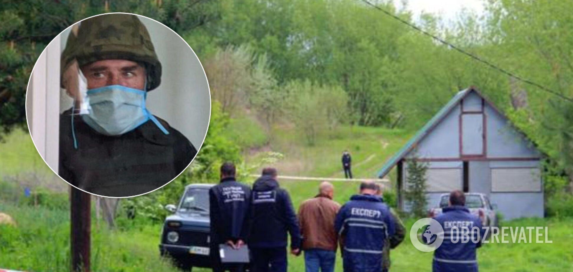 Стрелок с Житомирщины уже нападал на людей с ружьем – адвокат