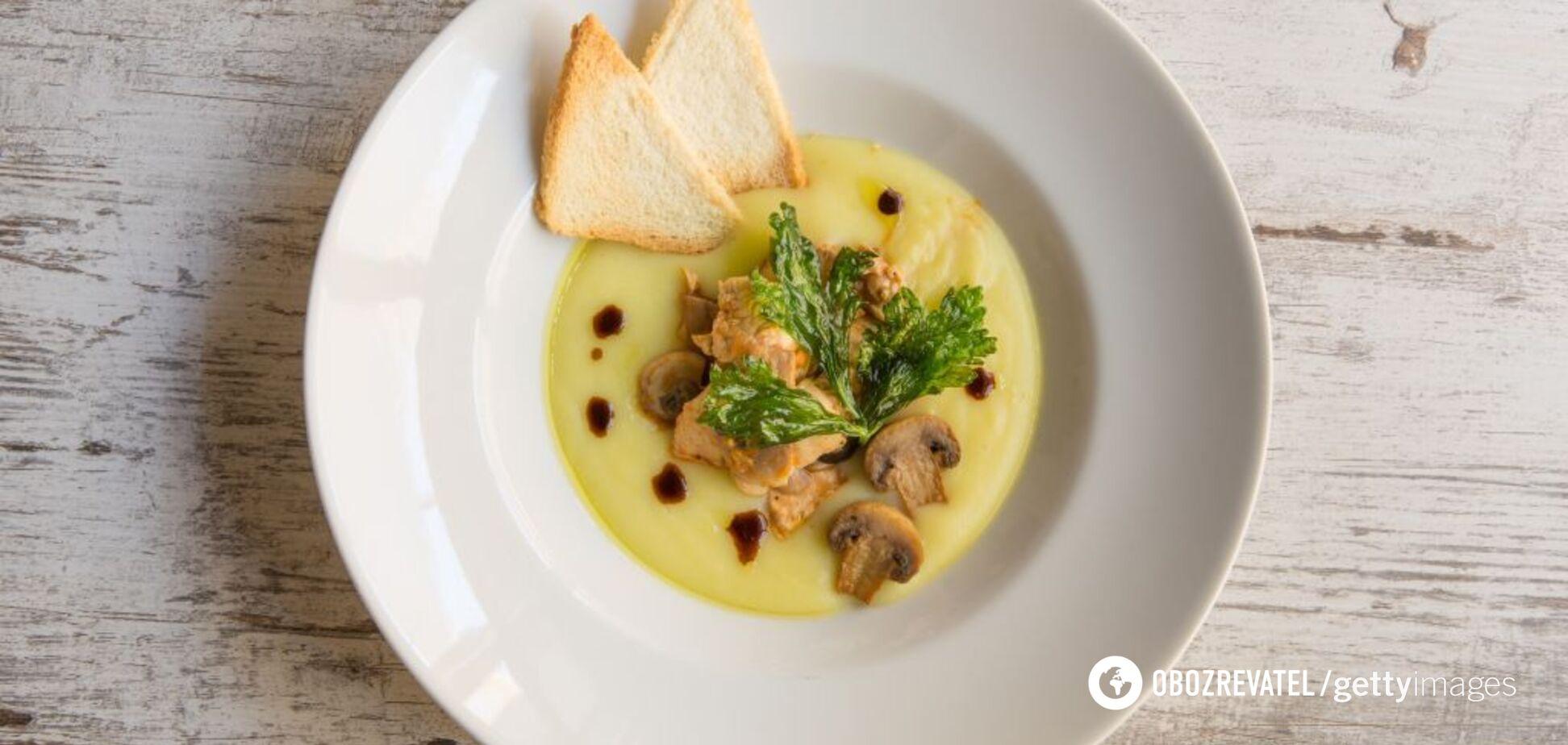 Рецепт: класичне картопляне пюре