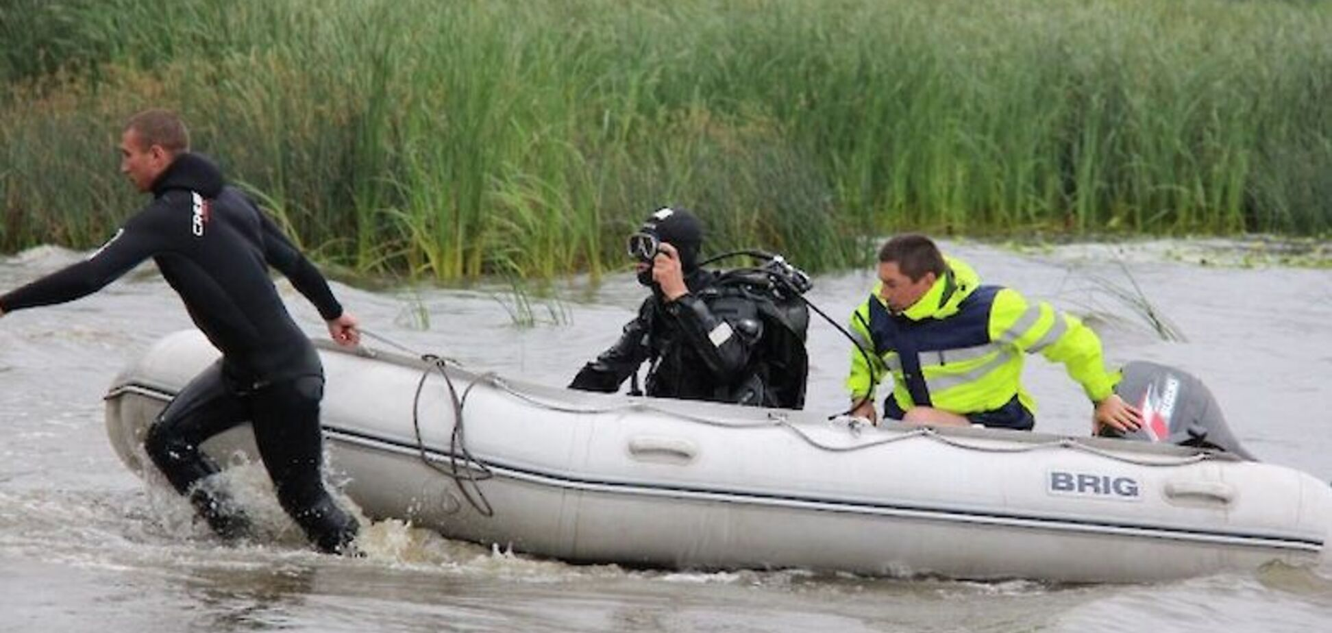 У Польщі в озері знайшли тіла двох українців