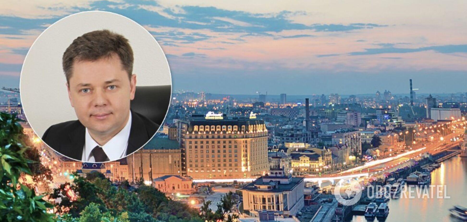 Яким буде Київ до 2040 року і що чекає на резонансні об'єкти. Інтерв'ю з головним розробником генплану