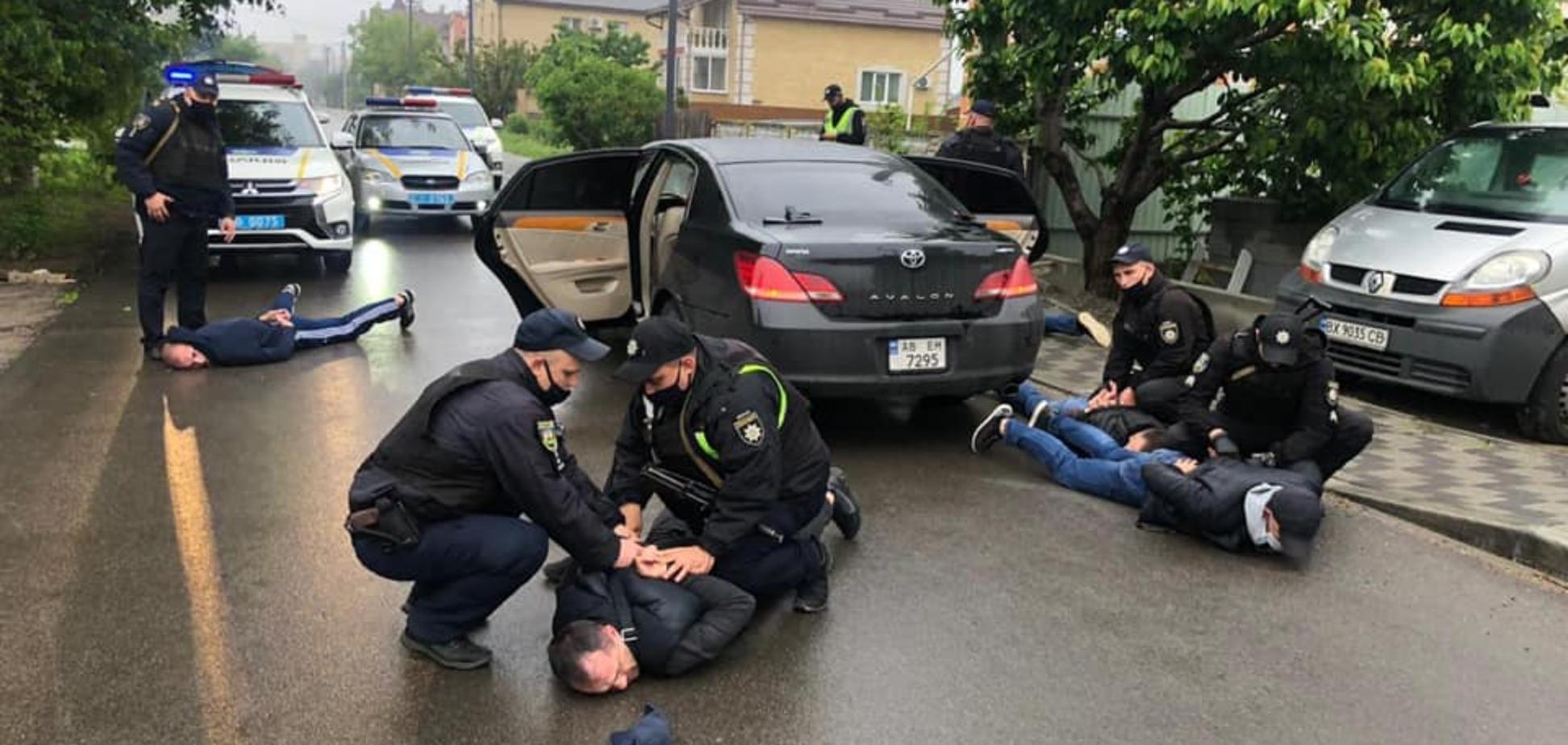 Глава Київщини провів екстрене засідання через НП у Броварах