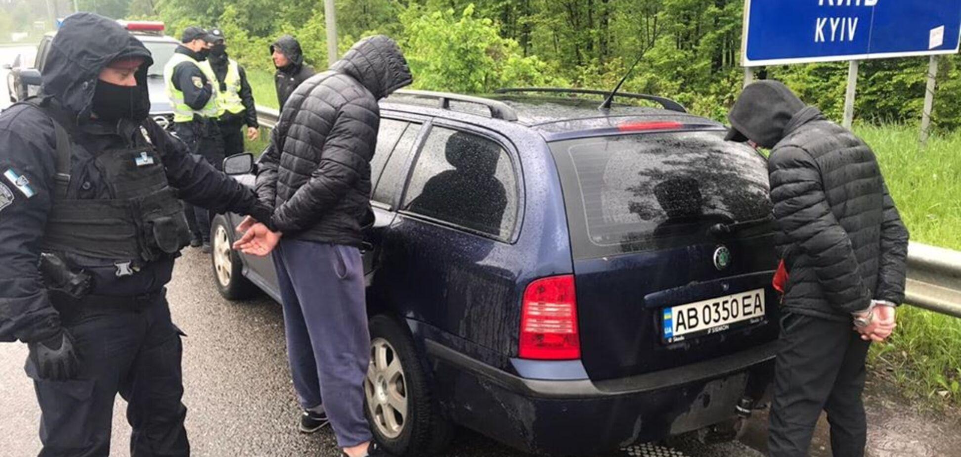 Перестрілка в Броварах: поліція затримала ще 5 учасників-втікачів. Фото