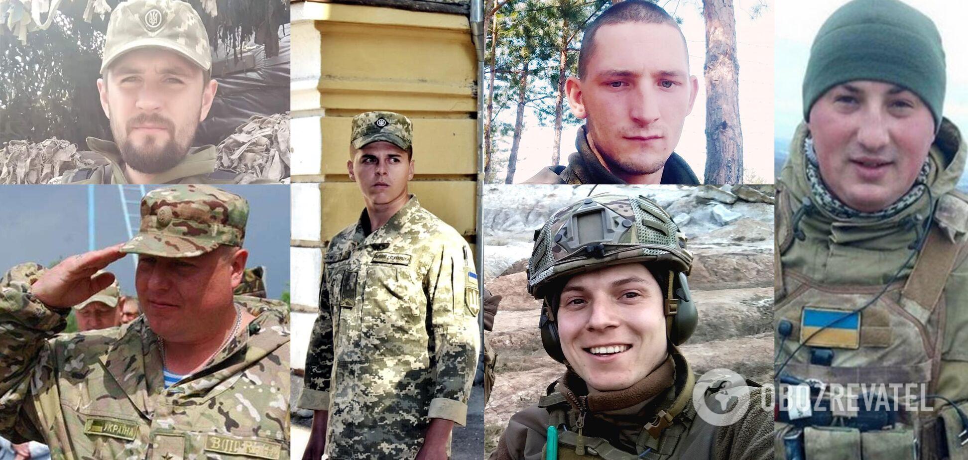 Мужні, щирі, вірні: історії та обличчя воїнів, які загинули на Донбасі у травні