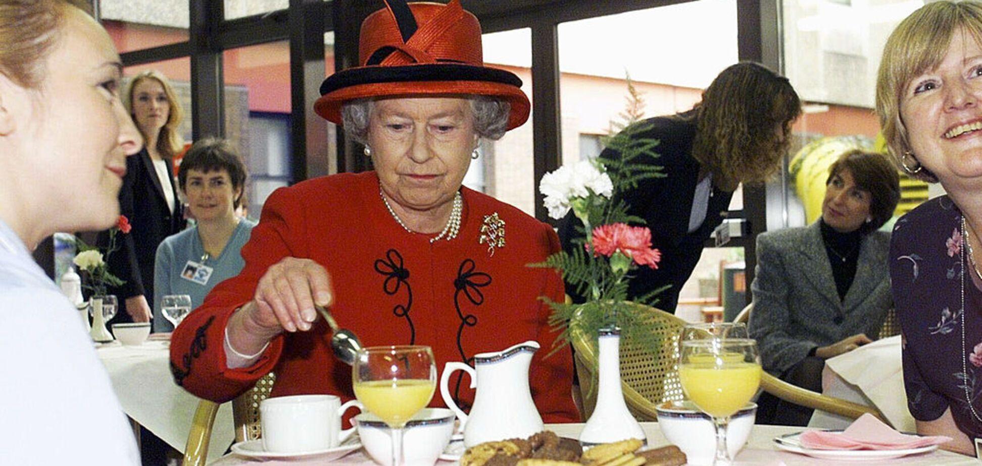 Раскрыты секреты меню английской королевы