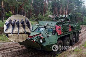 ВСУ получили новейшие бронемашины. Фото и характеристики