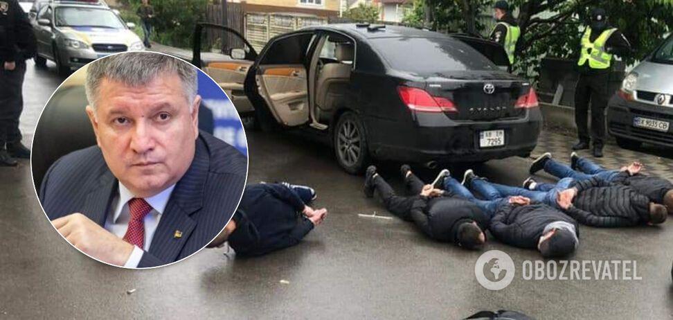 Аваков отреагировал на разборки со стрельбой в Броварах: будем лечить!