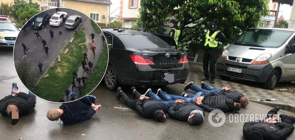 Полиция поделилась новыми деталями перестрелки в Броварах