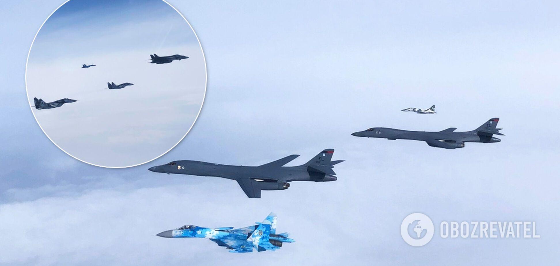 Над Україною пронеслися бомбардувальники США: РФ похвалилася 'перехопленням'