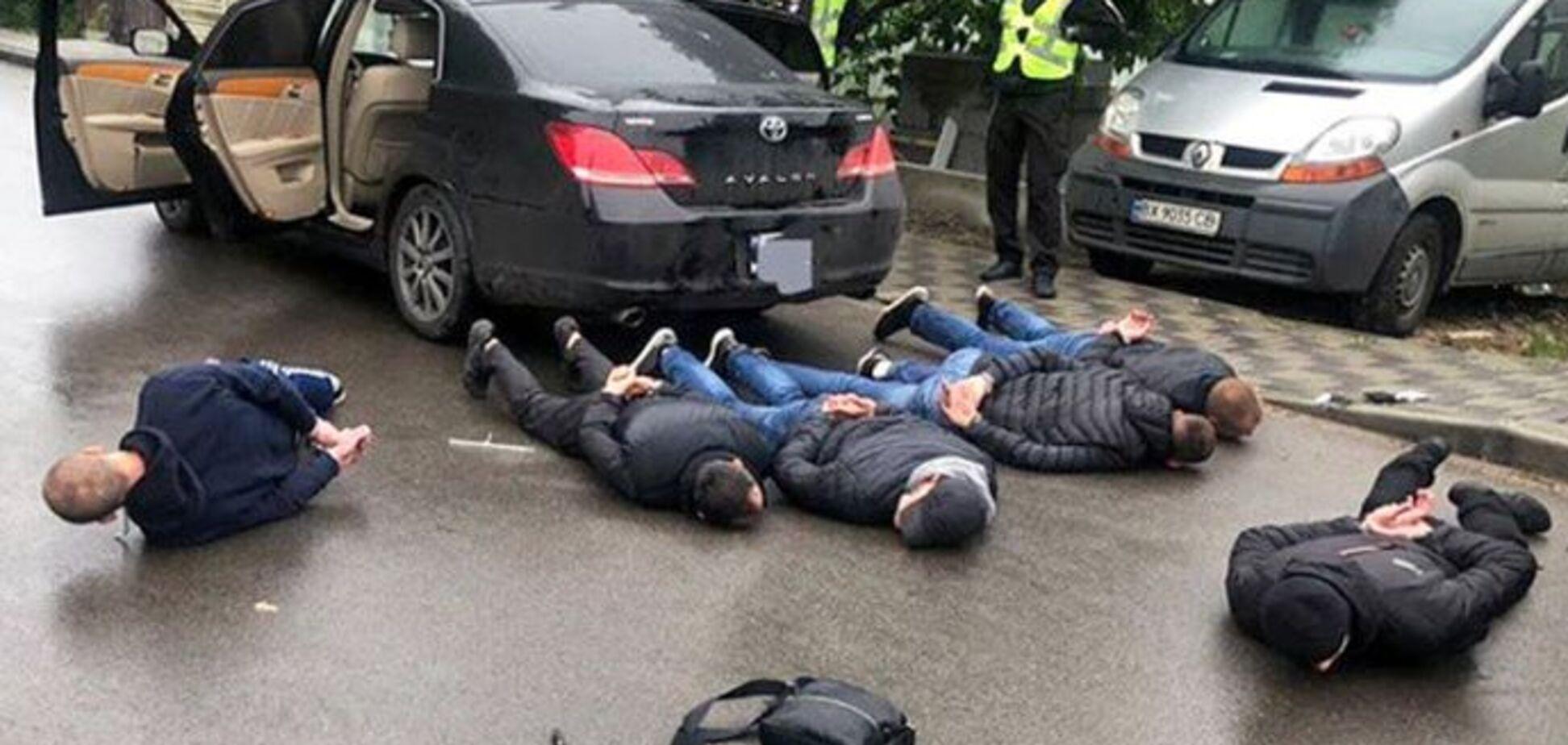 У перестрілці в Броварах брали участь 4 охоронні фірми з Києва: їх покарали