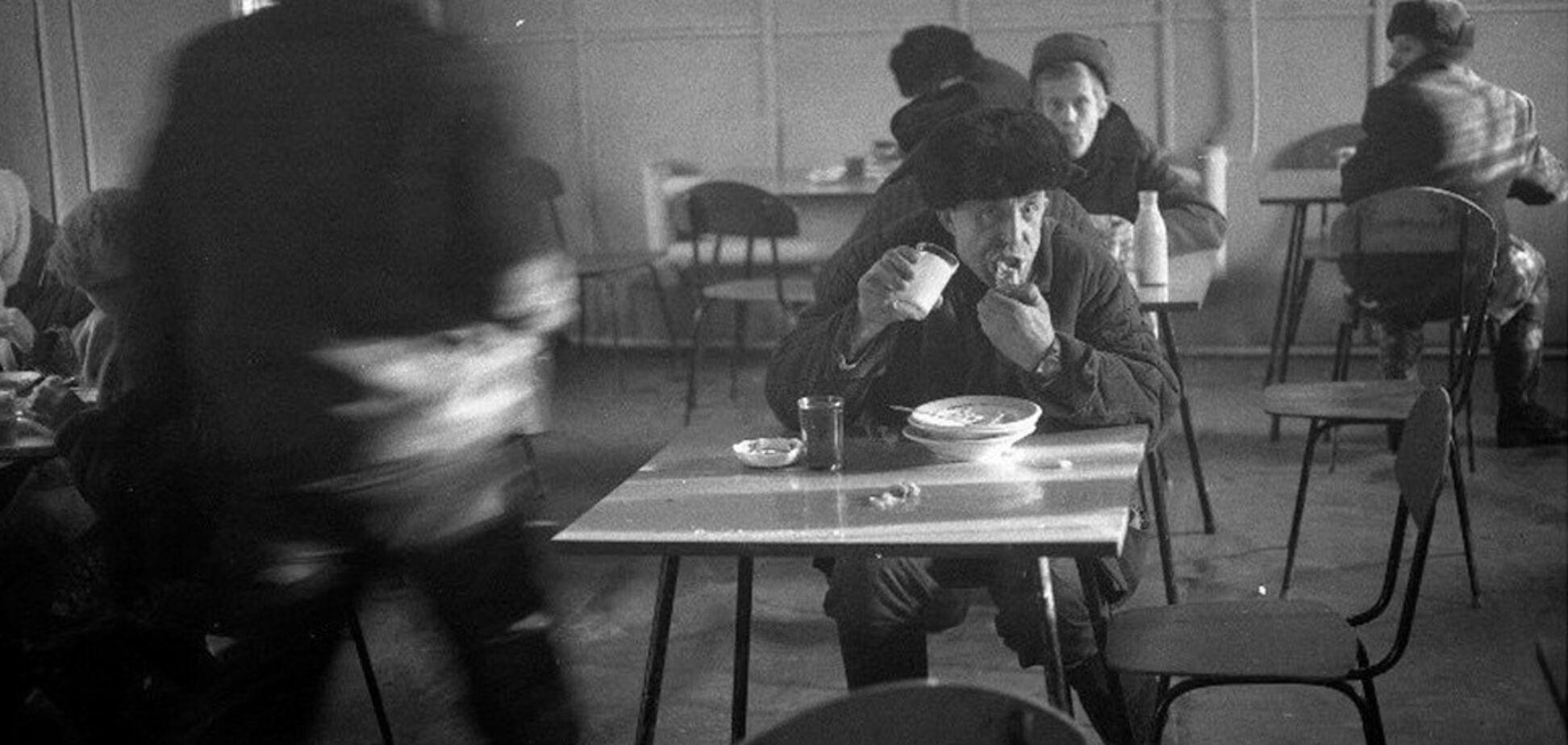 Запрещенные фотографии настоящего СССР