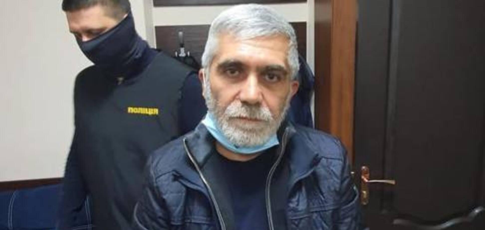 У Кривому Розі зловили кримінального авторитета, який втік із суду: фото