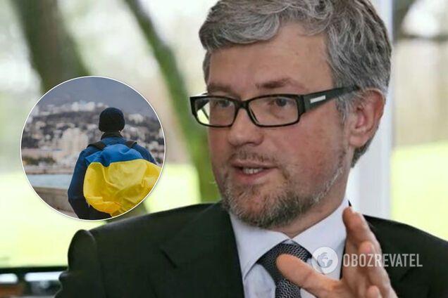 Украинский посол предложил Шредеру пари о Крыме