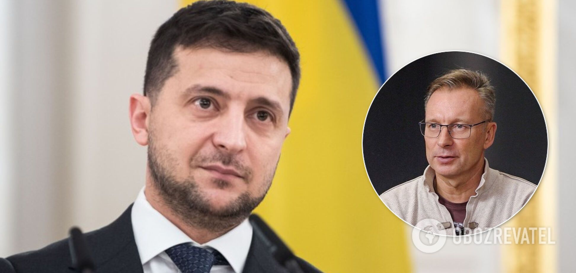 Чекалкін назвав головні провали президента Зеленського