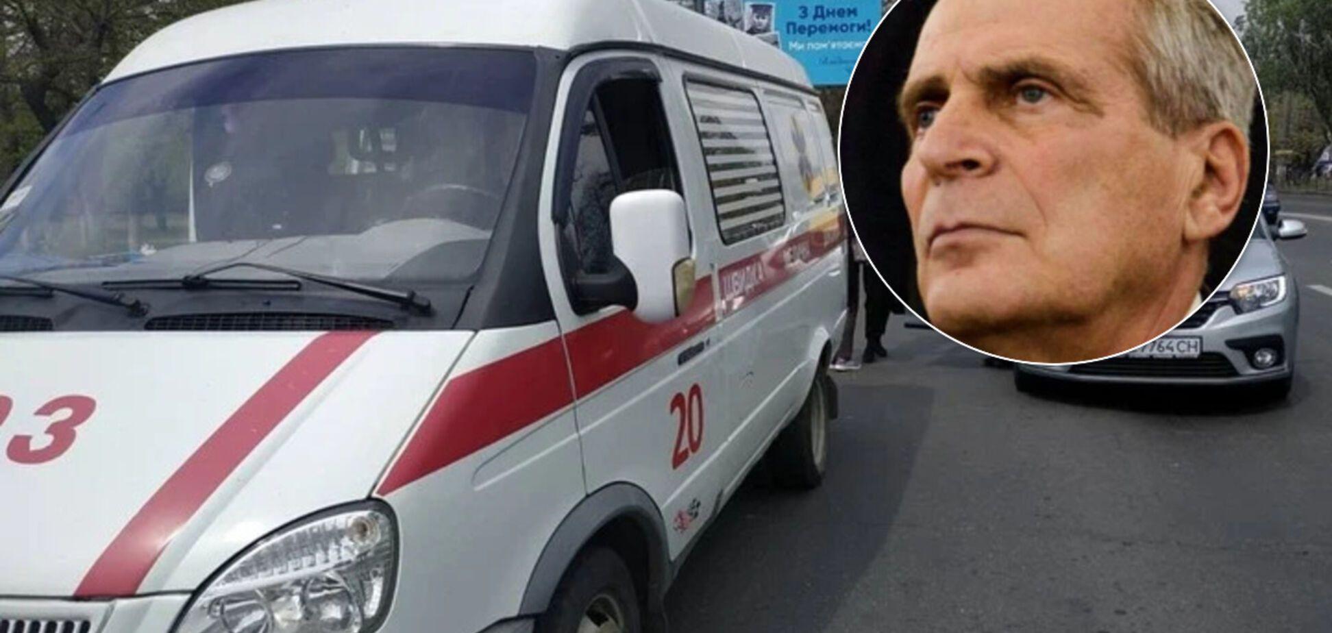 Умер известный украинский тренер по велоспорту Евгений Штермер