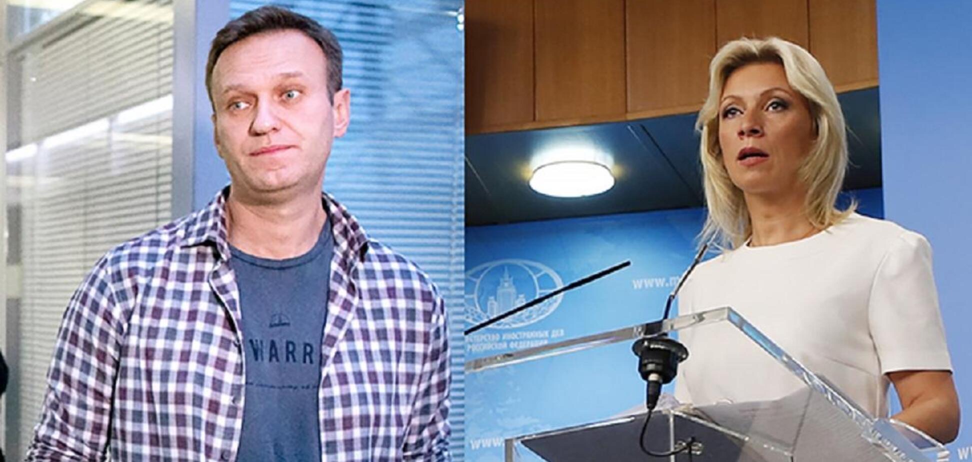 Захарову могут уволить из МИД из-за Навального: в России разгорелся скандал