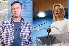 Захарову можуть звільнити з МЗС через Навального: в Росії розгорівся скандал