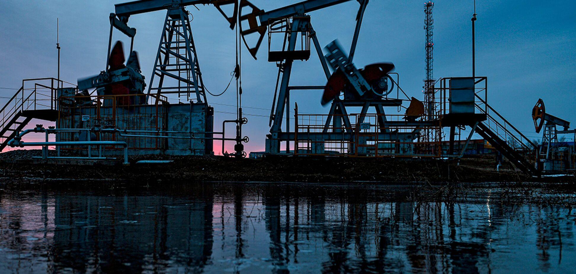 Всего за месяц саудиты и их партнеры вышибли у Москвы около 20% нефтяного рынка