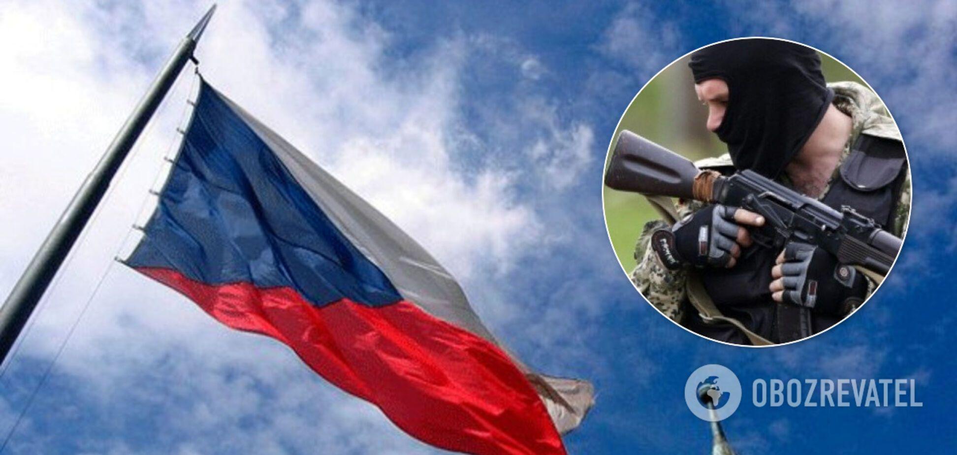 В Чехии будут судить террористов, воевавших на Донбассе
