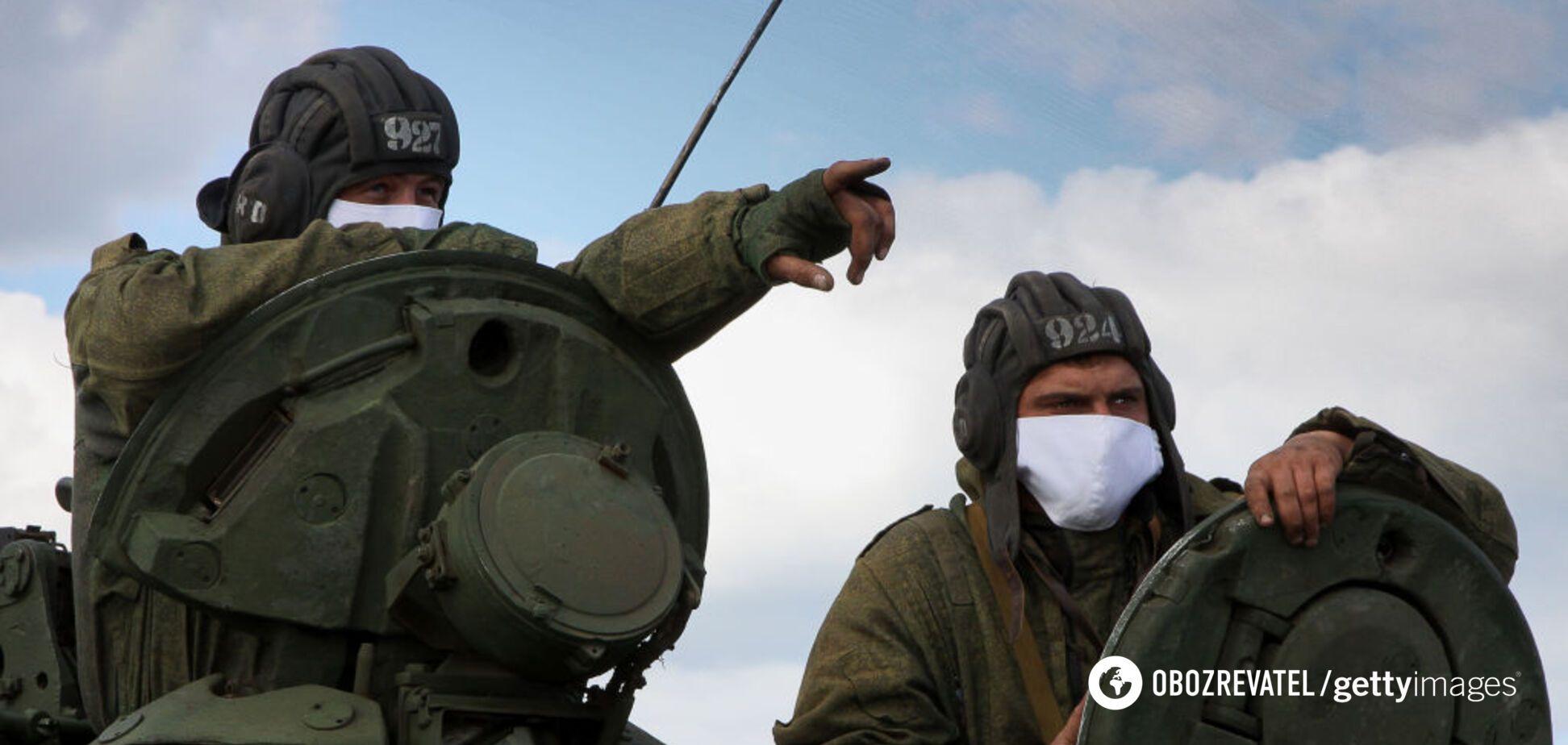 Російські найманці підло атакували ЗСУ на Донбасі, але отримали відсіч