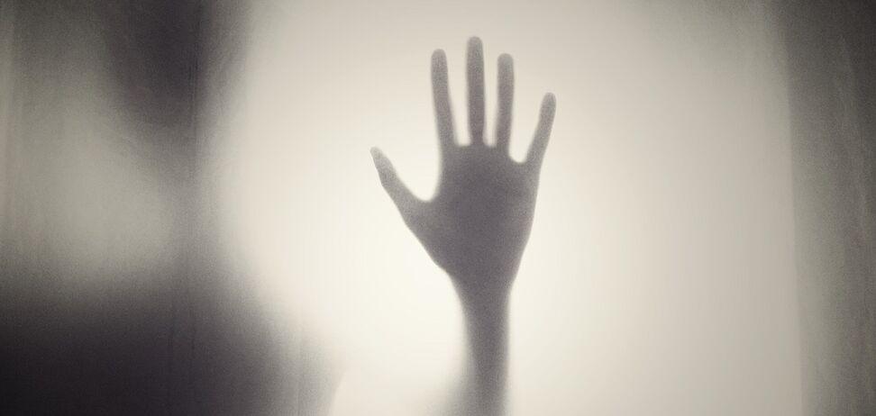 В американском отеле засняли 'ребенка-привидение': жуткие кадры