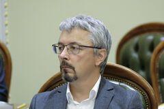 Ткаченко заявил, что ему 'дали в ухо яйцом'