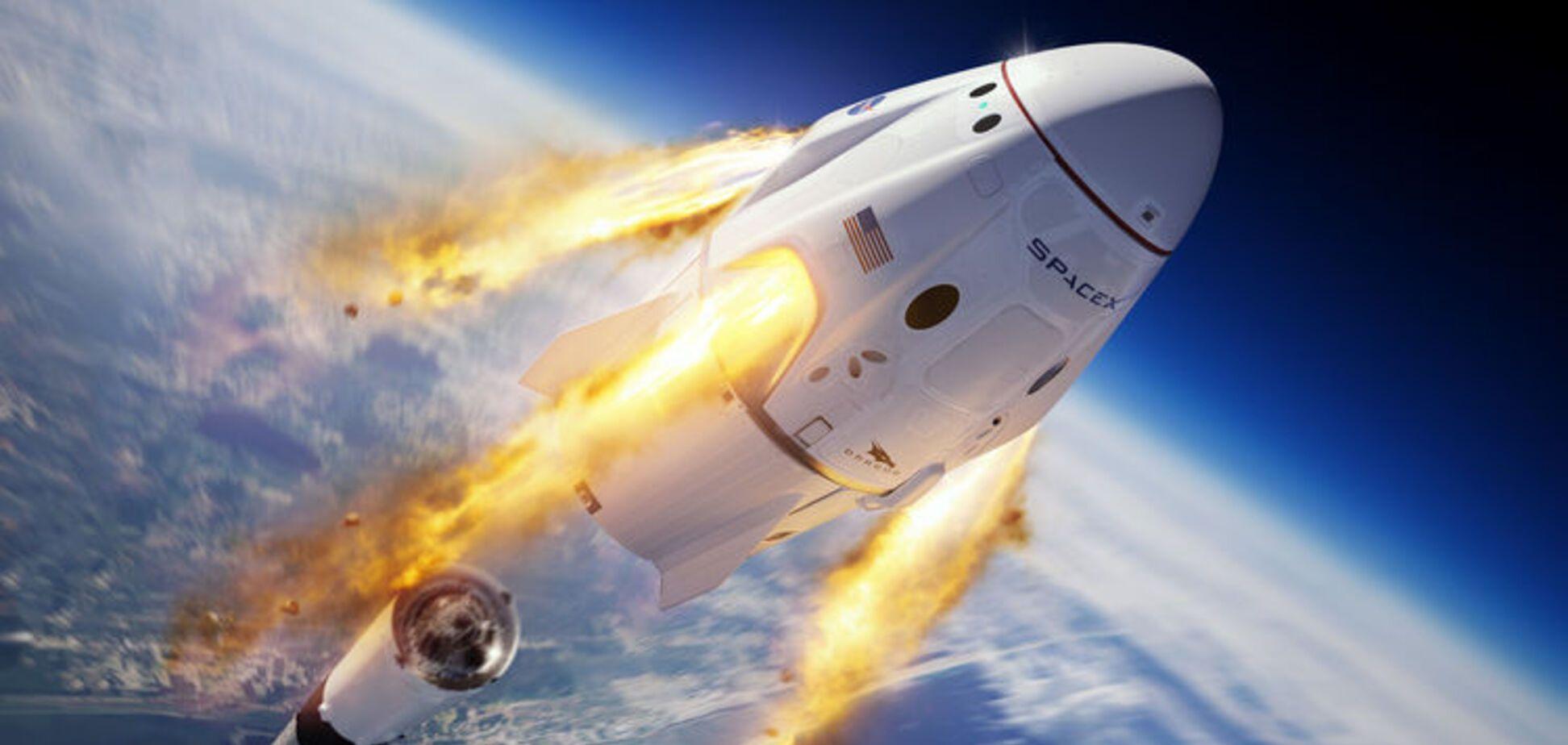 Батут — так батут! О SpaceX Crew Dragon, новой реальности для Роскосмоса и троллинге Илона Маска