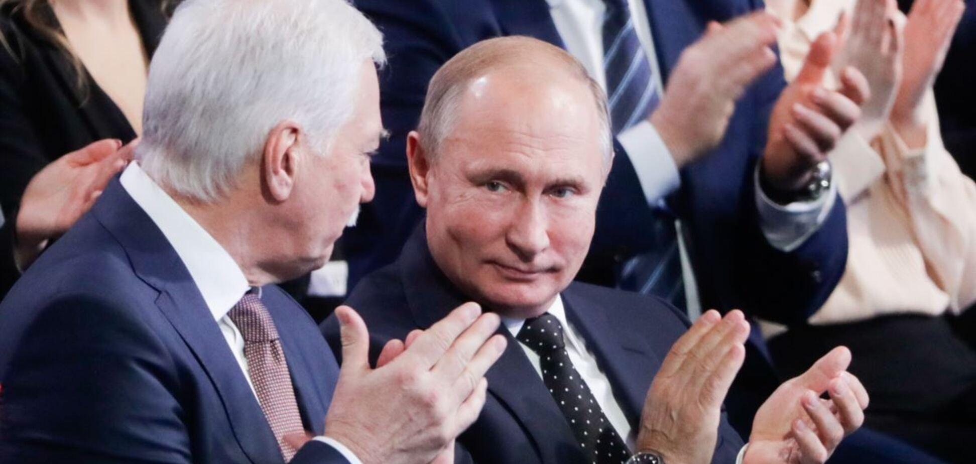 Маленька переможна істерика: чого чекати від заяви Гризлова і параду Путіна