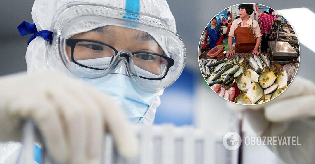 Рынок в Ухане ни при чем: Китай подтвердил новую версию происхождения