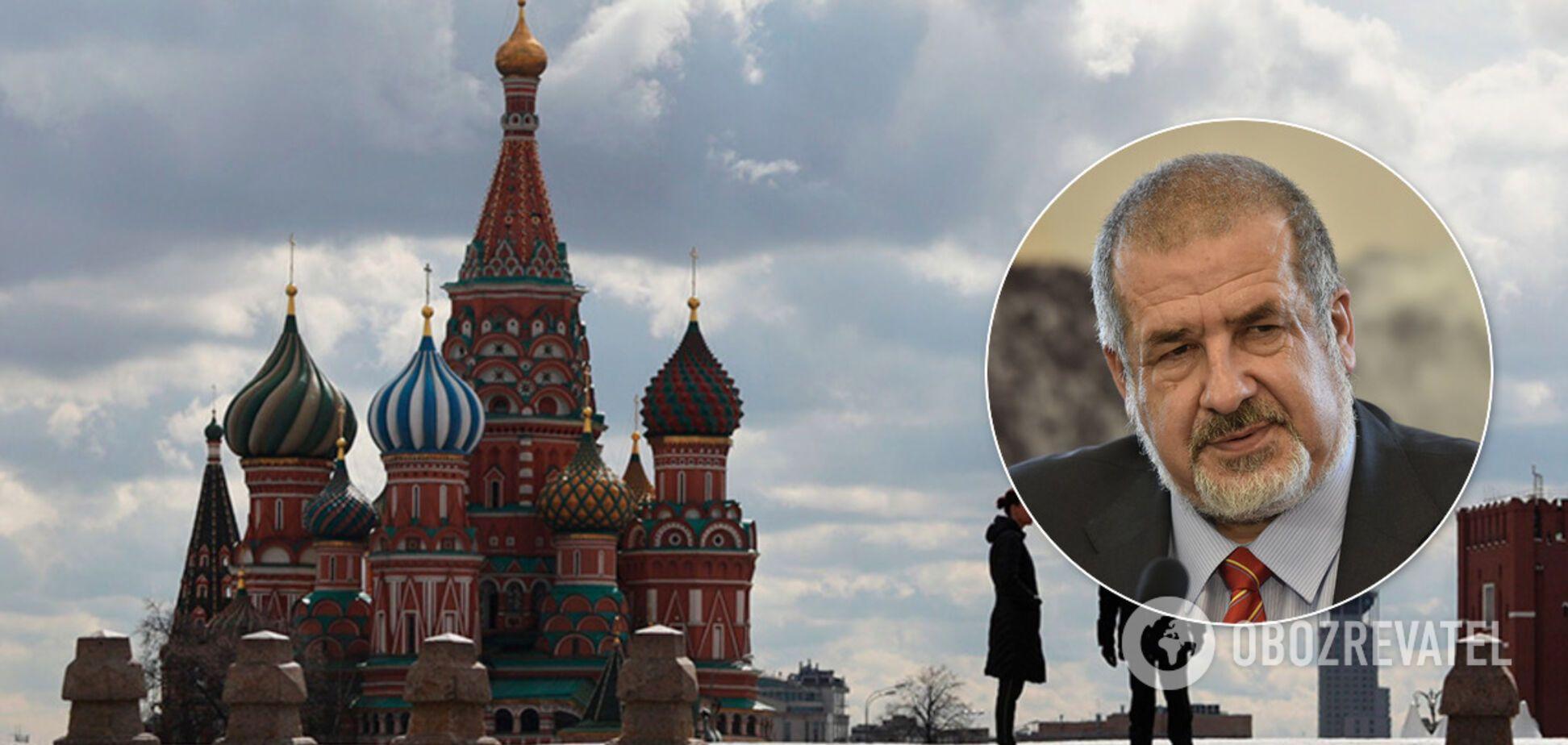 Чубаров розповів, що Росія може перезапустити план 'Новоросія'. Ілюстрація