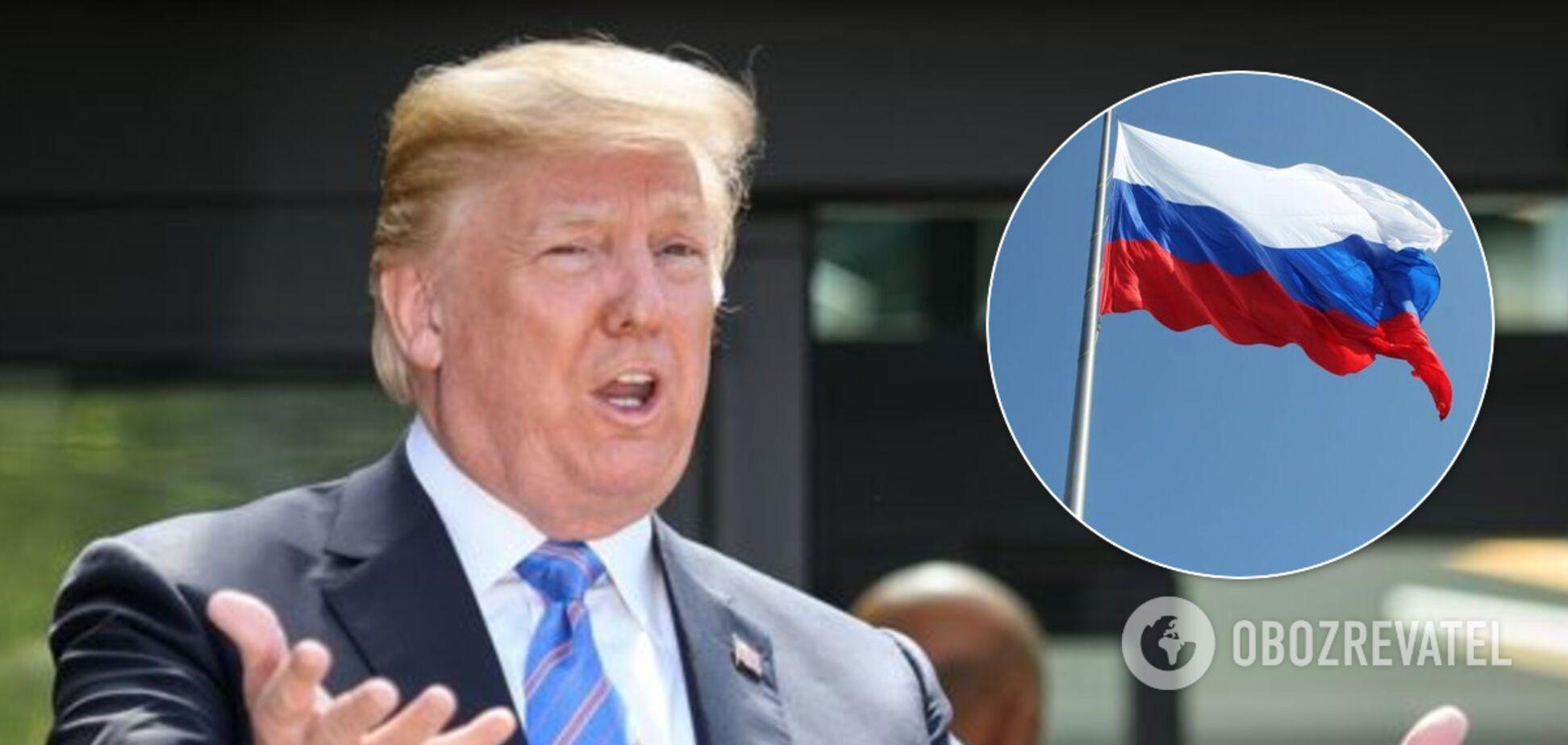 Трамп задумал вернуть Россию в G7 и перенести саммит