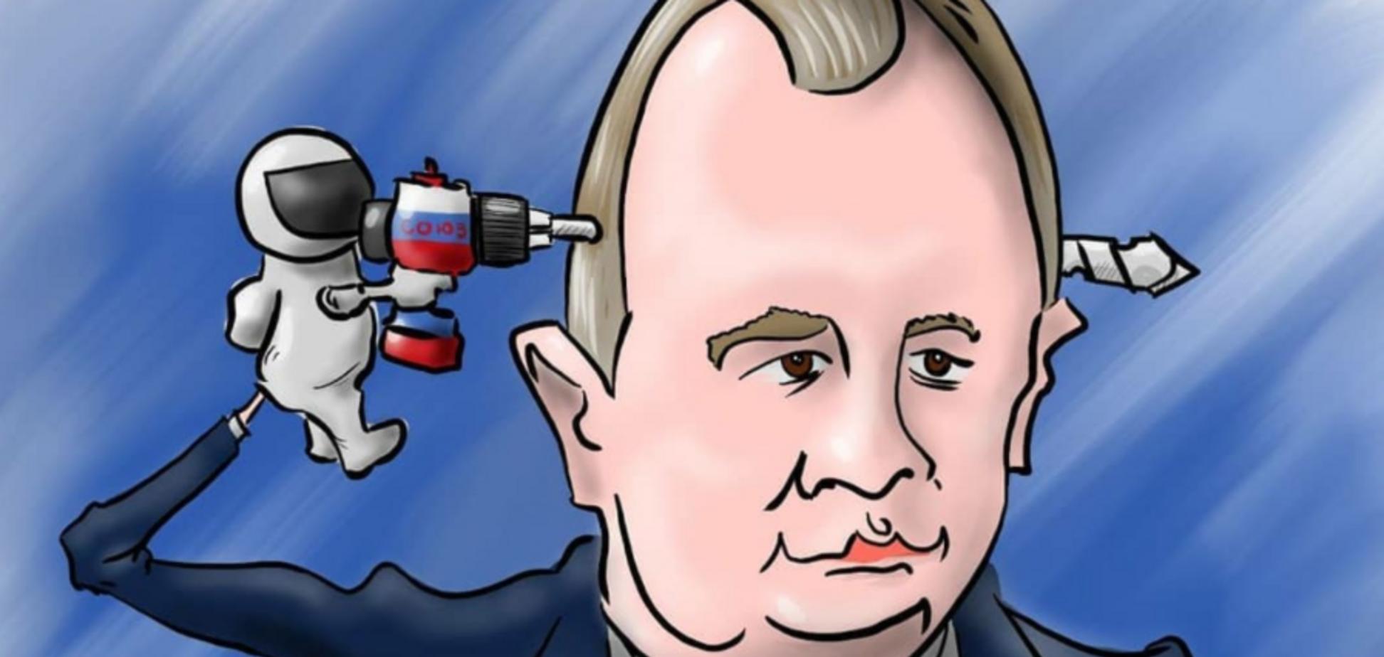Маск відповів на жарт Рогозіна про батут шестирічної давності