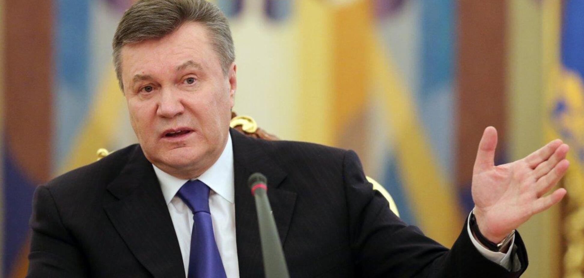 Суд ухвалив рішення про арешт Януковича