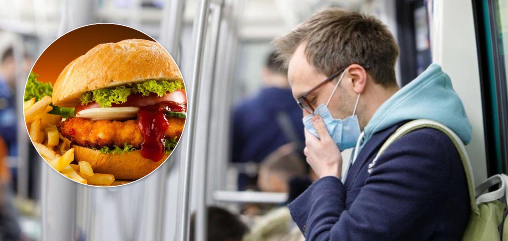 Санитайзеры и еда на вынос: в Киеве утвердили правила работы фаст-фудов и кофеен
