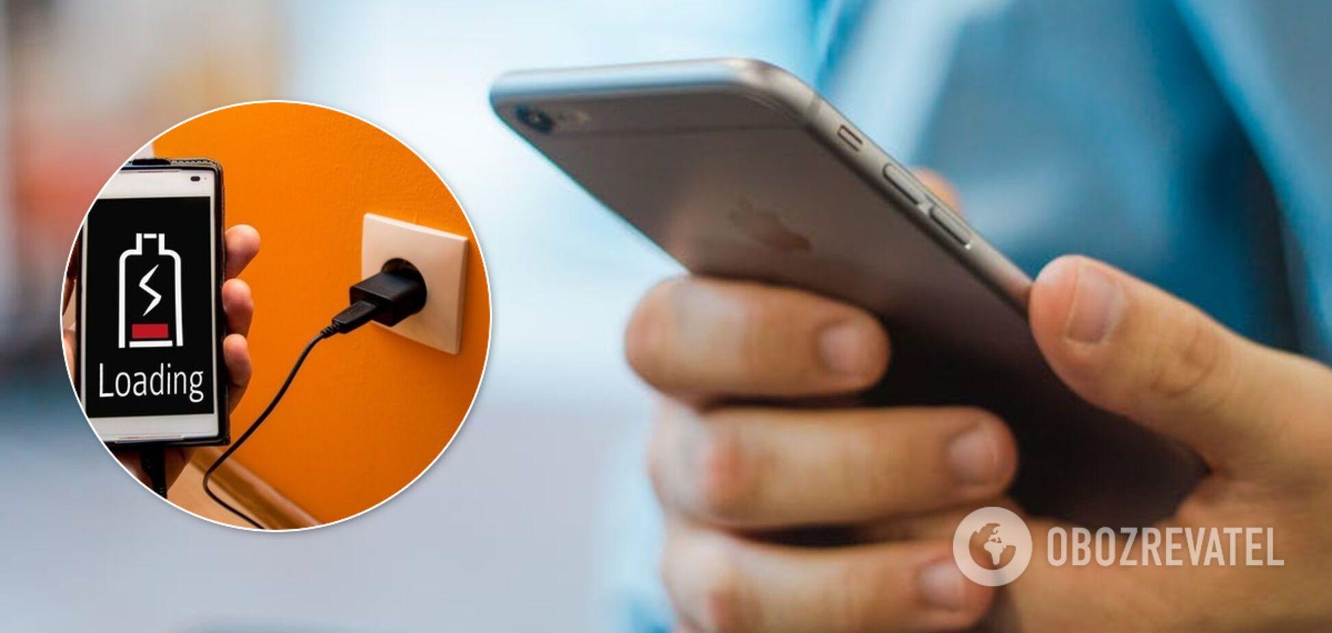 Як продовжити роботу батареї смартфона: прості поради