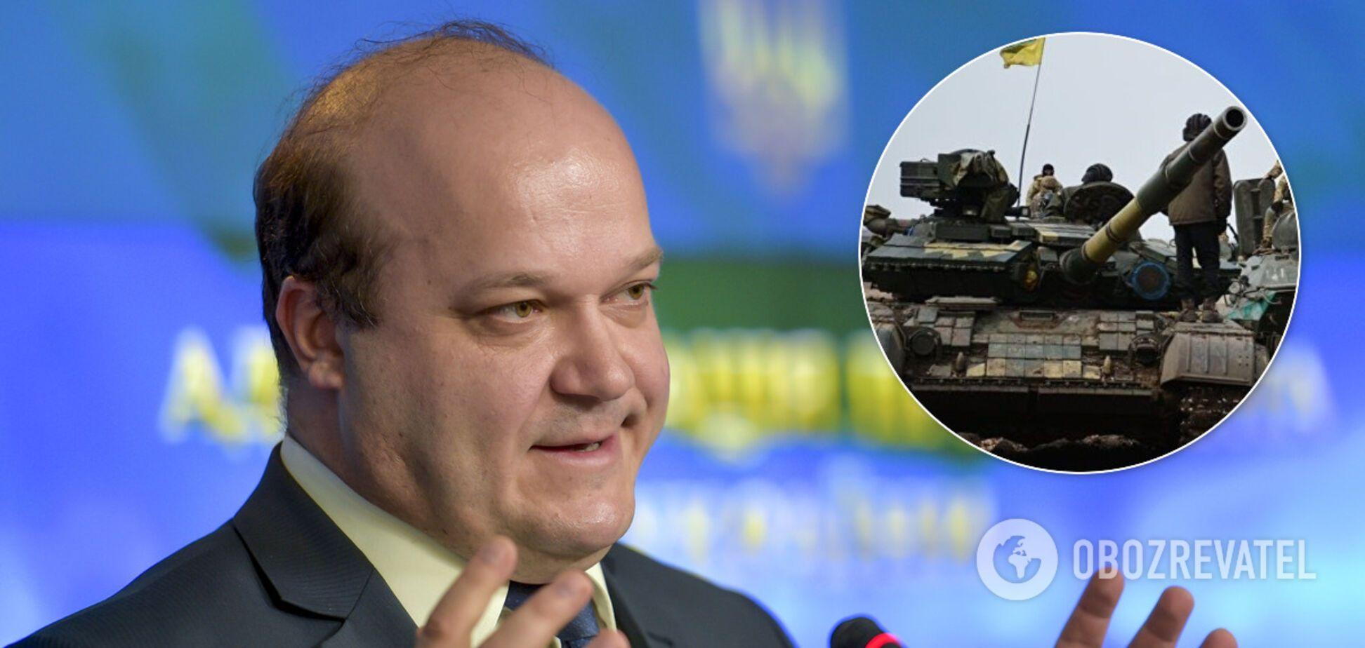 Експосол України в США назвав єдиний спосіб припинення вогню на Донбасі