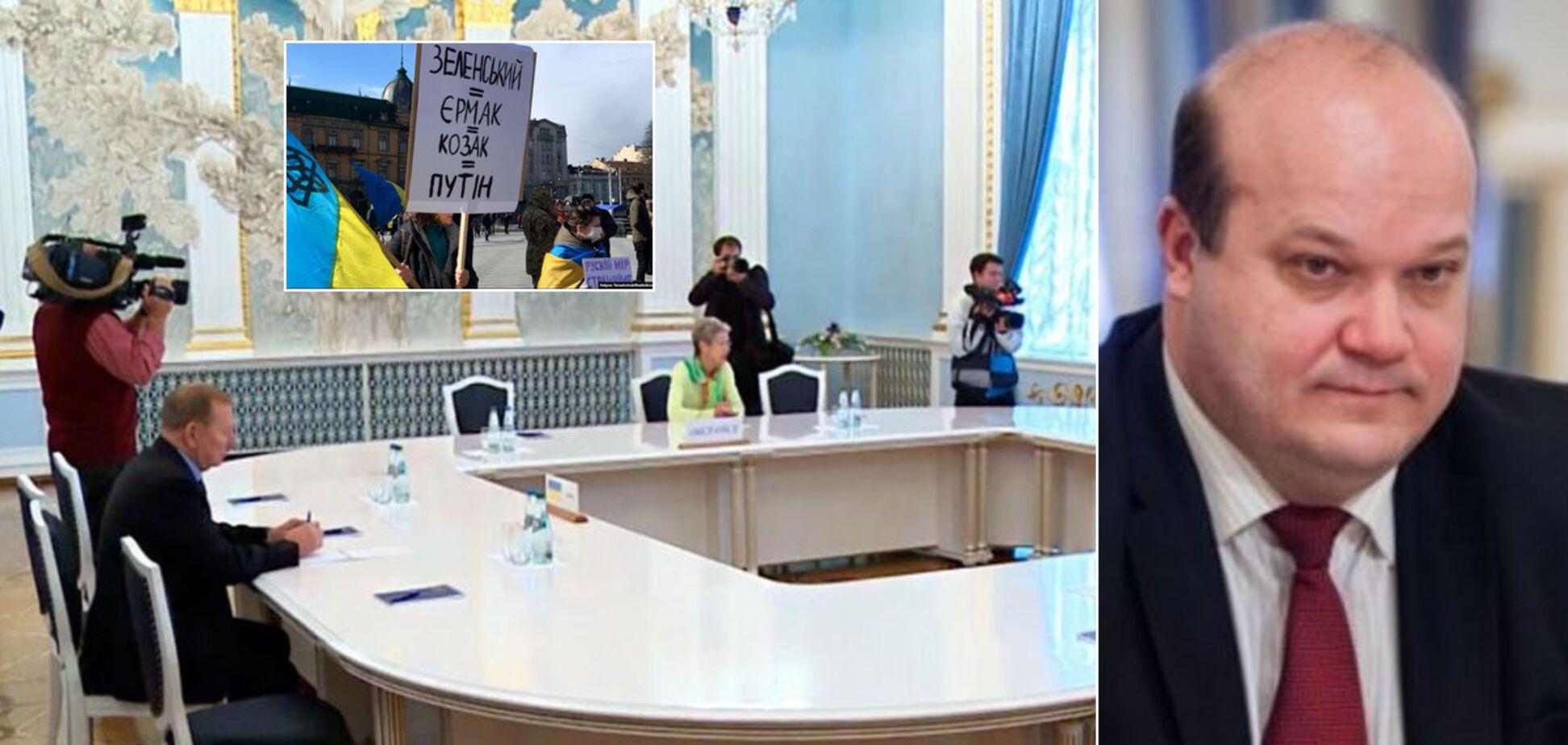 'Швидко не буде': посол розкритикував консультативну раду з ОРДЛО