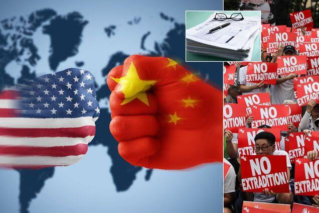 Между США и Китаем может вспыхнуть война: в сеть попал секретный отчет из Пекина