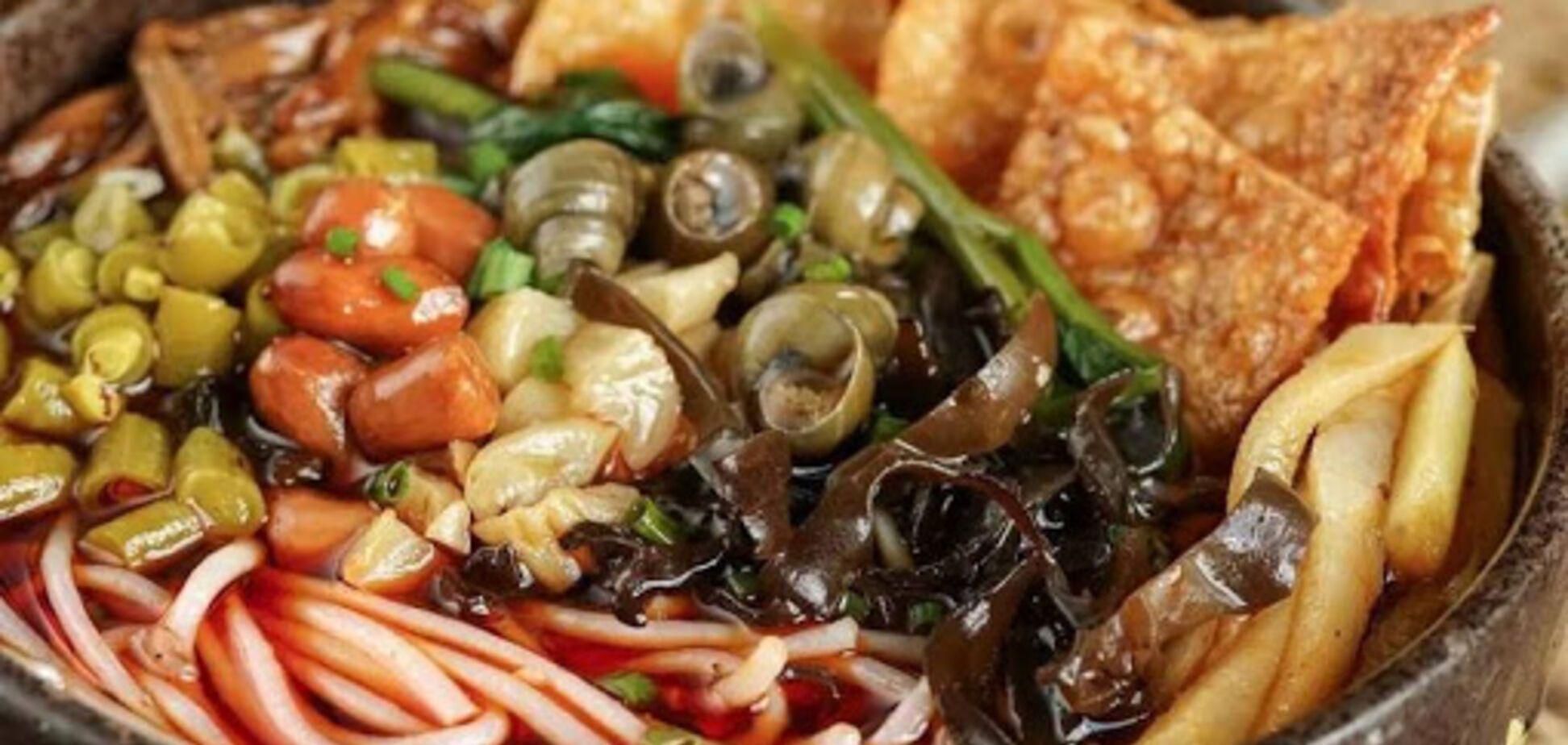 Определены самые отвратительные блюда в мире