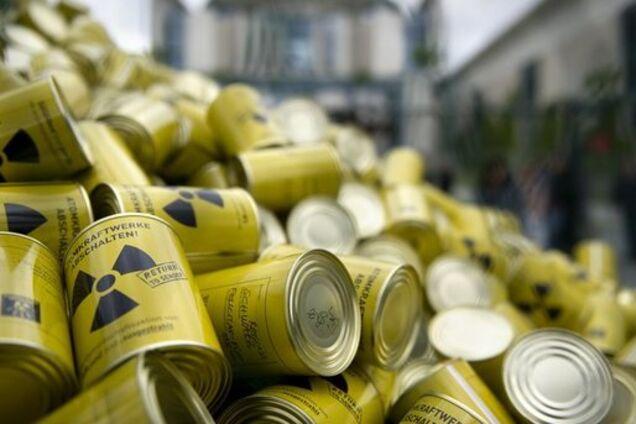 В Украине построят хранилище для отработанных в РФ радиоактивных отходов