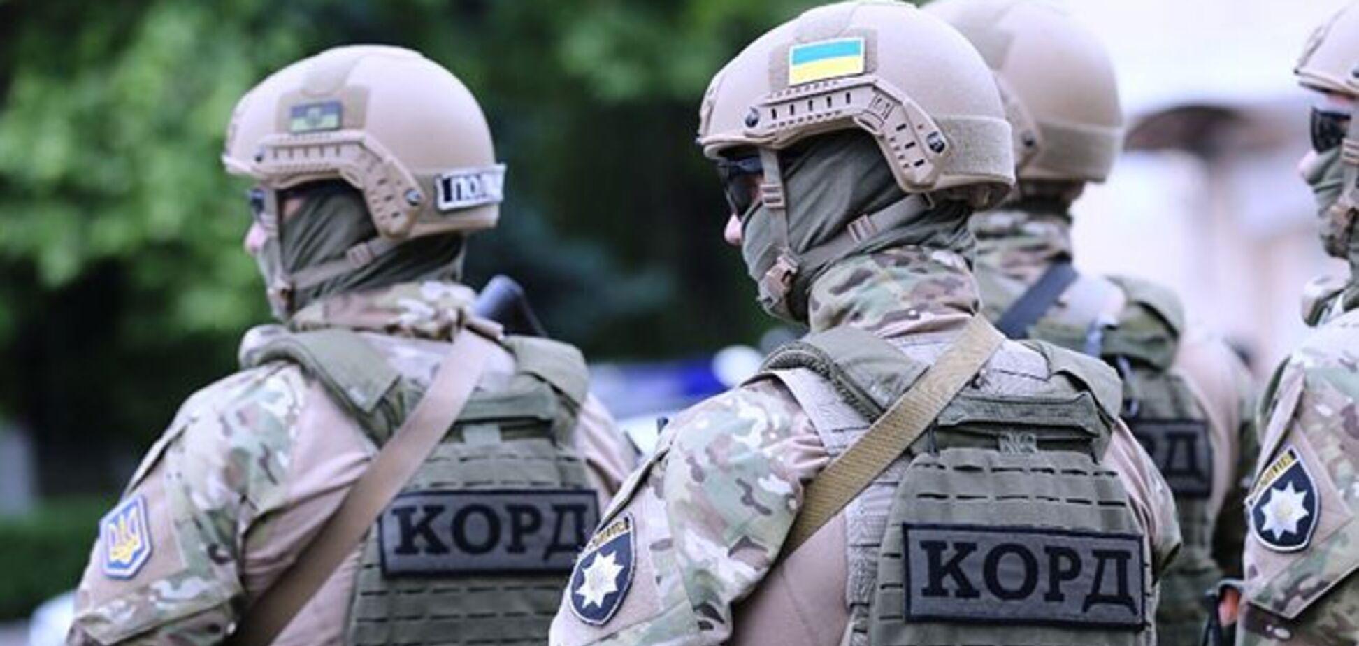 На Київщині 'неадекват' зі зброєю влаштував переполох. Ілюстрація